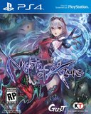 Nights of Azure (PlayStation 4)